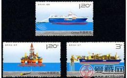 《海洋石油》特种邮票发行背景