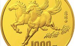赏析马年12盎司金币