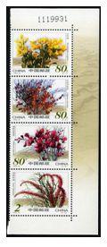 2002-14 《沙漠植物》特种邮票