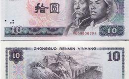 80年10人民币潜力预测