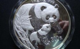 2004年公斤银猫的收藏