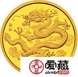 龙年5盎司金币