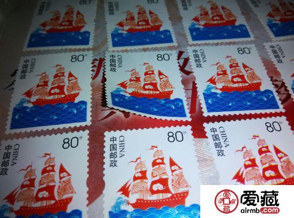 80分邮票收藏需要注意的几个要点