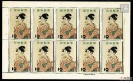 日本邮票的自身价值所在