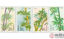 编年小型张中的贵族—《竹子小型张》