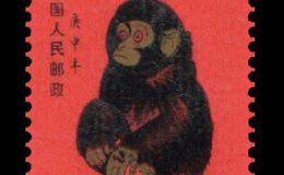 1980年生肖猴票为什么价格高