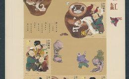 解析司马光小版张邮票的历史意义价值