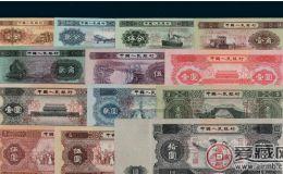 第二套纸币人民币最新价格表