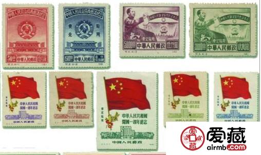 老纪特邮票到底有什么不同之处?