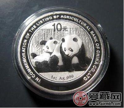 熊猫银币10元最新价格多少