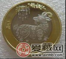 2015羊年生肖纪念币发展趋势