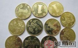 生肖龙币建议成套收藏