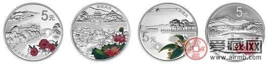 西湖金银币纪念币值得收藏缘由鉴别真假很关键