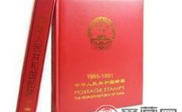 现在投资1985年邮票年册是最佳时机