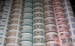 第四套人民币整体钞潜力巨大