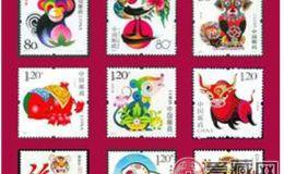 第三轮生肖鸡贈版邮票涨势惊人