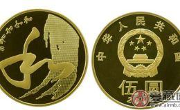 为何和字书法(三组)纪念币最近价格高涨