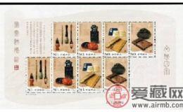 大丝绸邮票的发展历史