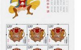 四轮猴小版邮票涨势惊人