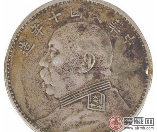 中华民国银元价格与什么有关