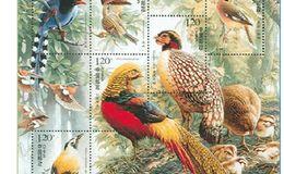 谈论中国鸟小型张价格高涨背后的秘密