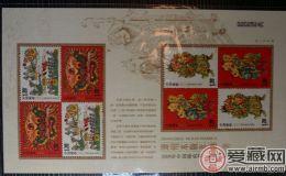 漳州年画小版张很值得收藏