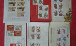 絲綢五郵票收藏潛力巨大