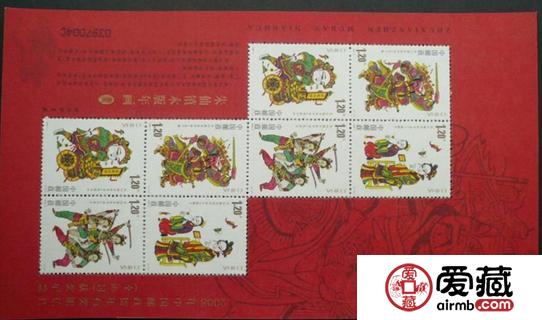 朱仙镇丝绸小版张的升值潜力很高