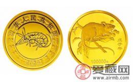 2008年生肖鼠公斤金银币价格猛涨