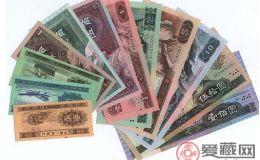 人民币旧币价格月月都在涨