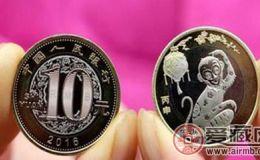 猴年贺岁纪念币的收藏价值