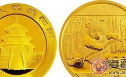2014年熊猫金币价格有所下降