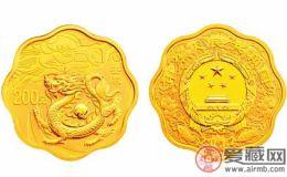 龙年梅花金银币收藏势头大热