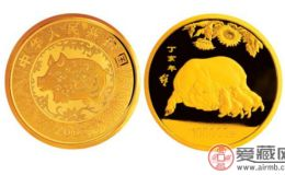 猪年纪念币卡币题材好