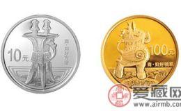 神话二组金银币行情如何