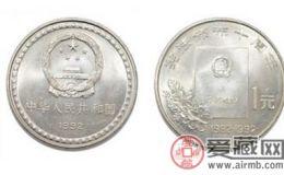 宪法10周年流通纪念币收藏价值如何