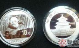 2014熊猫银币如何鉴定