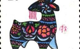 生肖羊邮票价格上涨有设计者独特想法的功劳