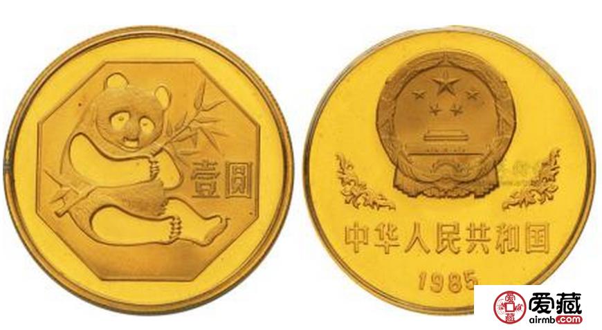 85年熊猫铜币是否值得收藏