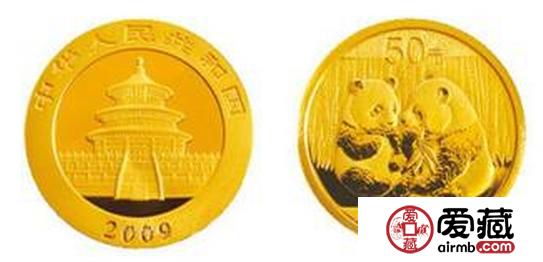 熊猫五十元纪念币到了最佳收藏时机