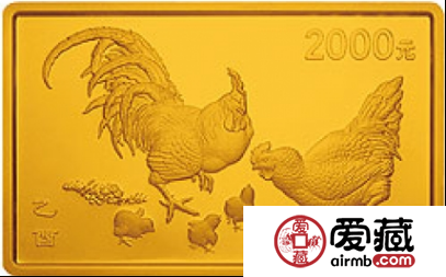 鸡年5盎司金币是当下最贴心的礼物