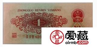 纸币的收藏价值最近分析