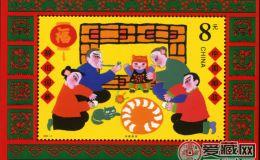 春节小型张背后的故事