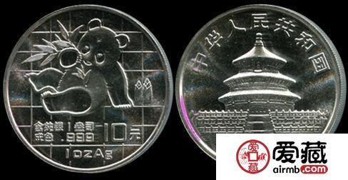 1989年熊猫纪念金币收藏价值有哪些