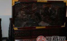 女收藏家陈丽华女士的紫檀收藏故事