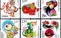 生肖邮票最新价格走势
