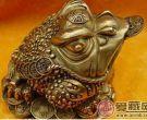 关于三足金蟾铜钱的收藏价值以及作用