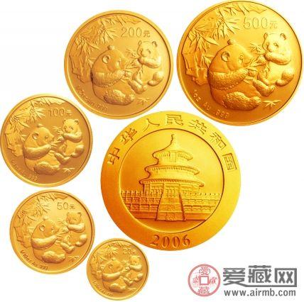 回顾2006年1公斤熊猫金币的几点知识