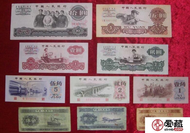 第二套人民币的收藏价值还会上涨吗