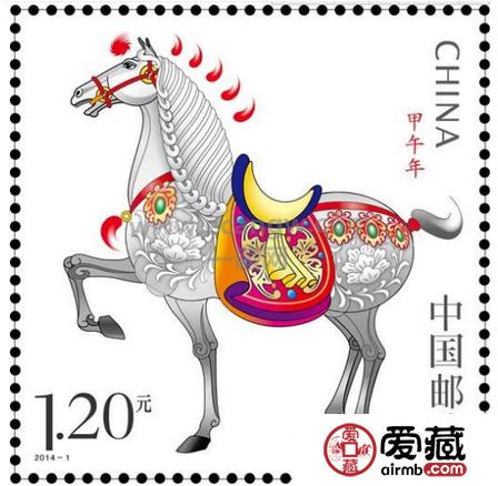 马年2007年邮票大版市场热点